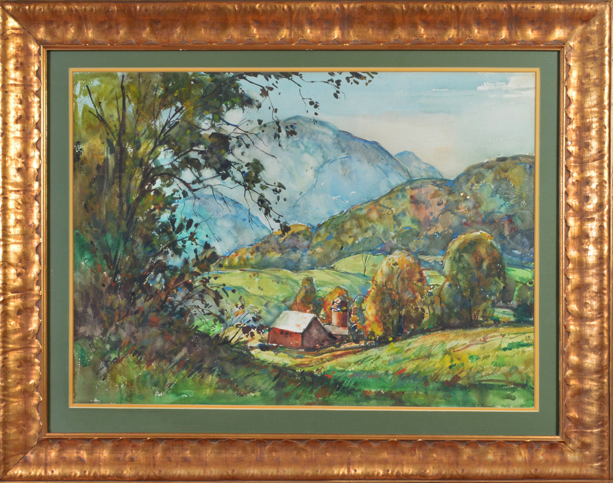 Pownal Valley