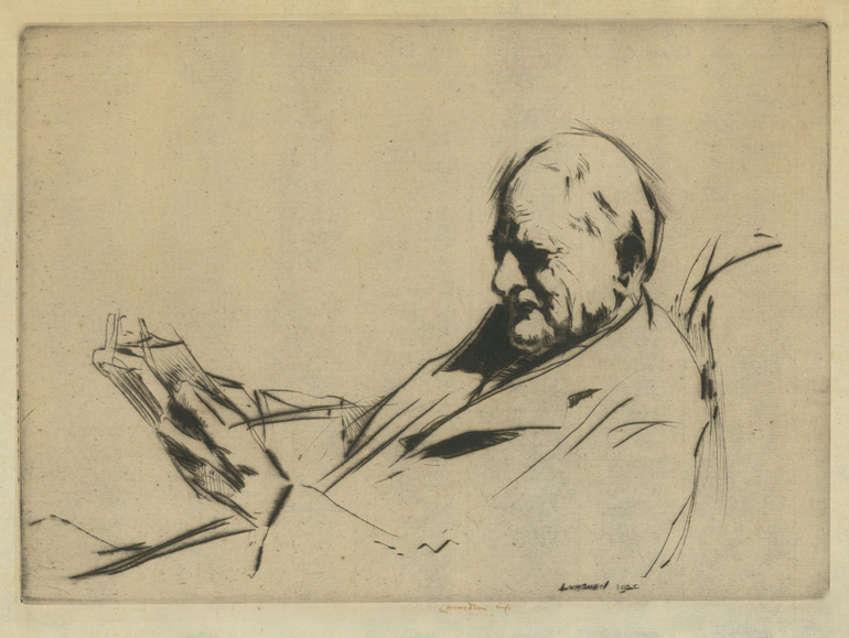 The Reader (Nathaniel Royds)