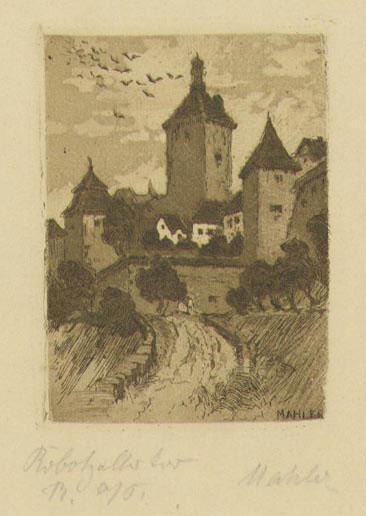 German Monestary