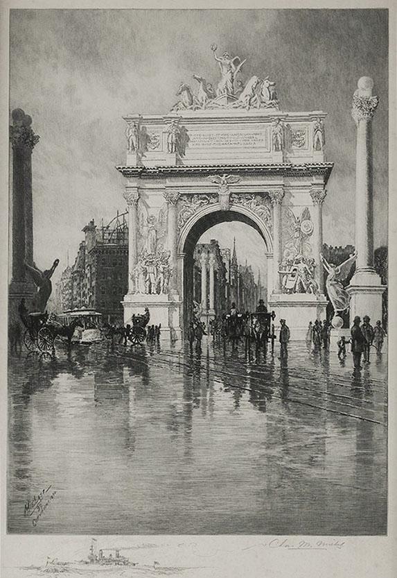 Dewey Triumphal Arch
