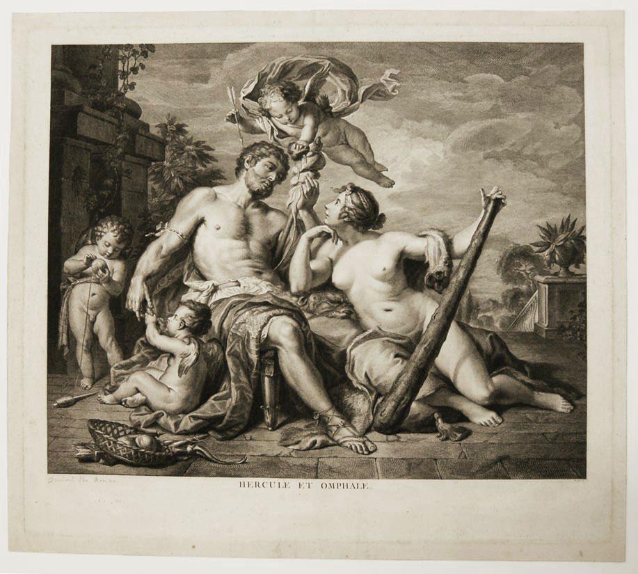 Hercules et Omphale