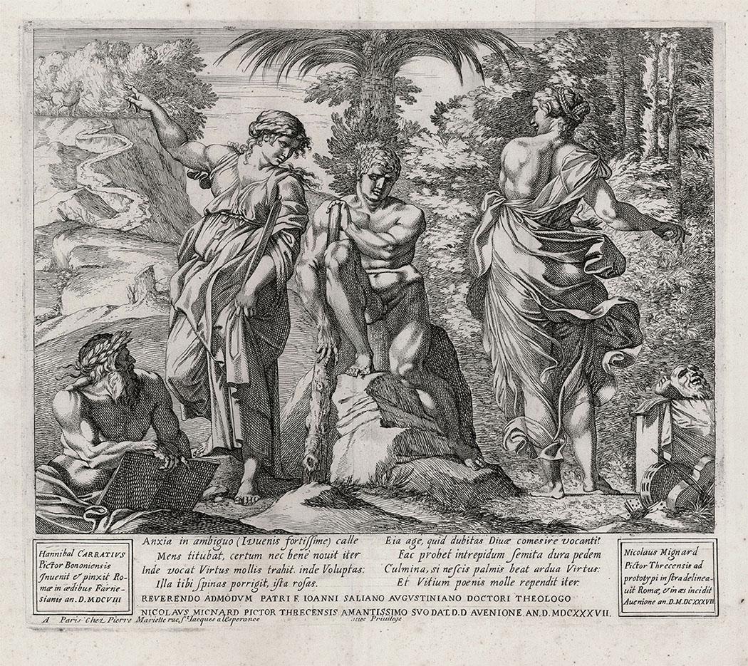 Athena Advises Odysseus