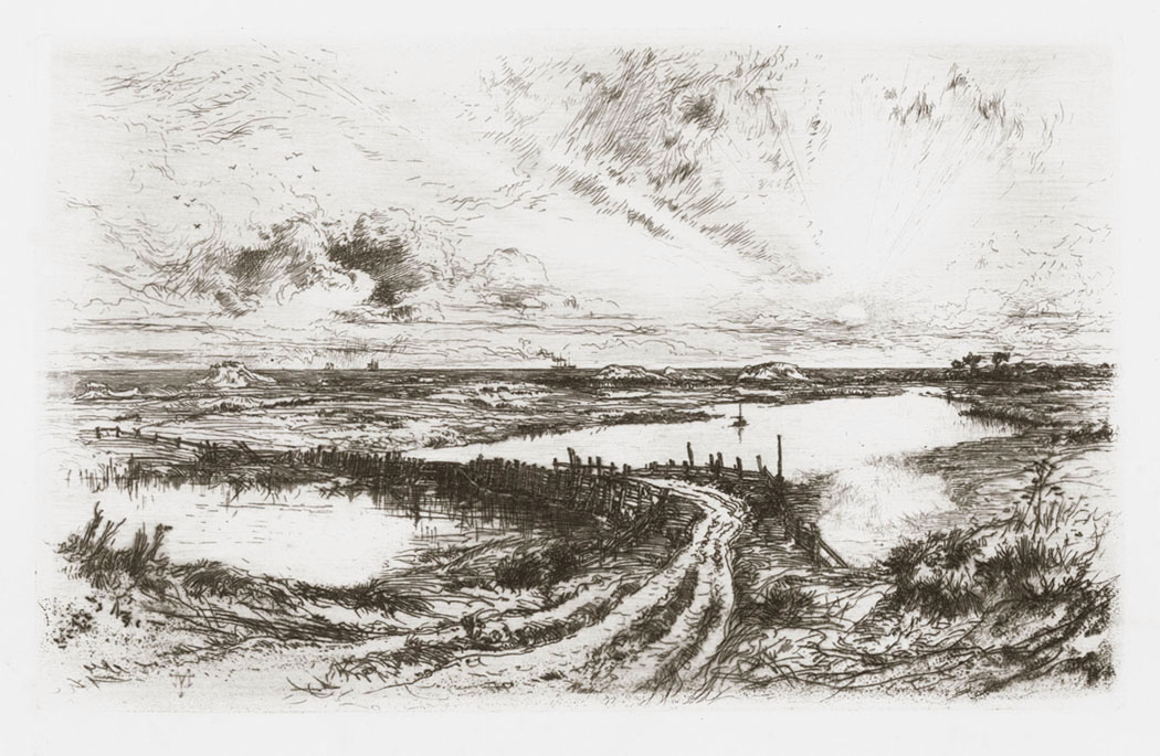 Sunrise - The Pond, Easthampton