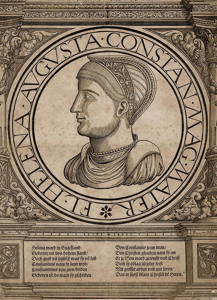 Helena Augusta Constantine