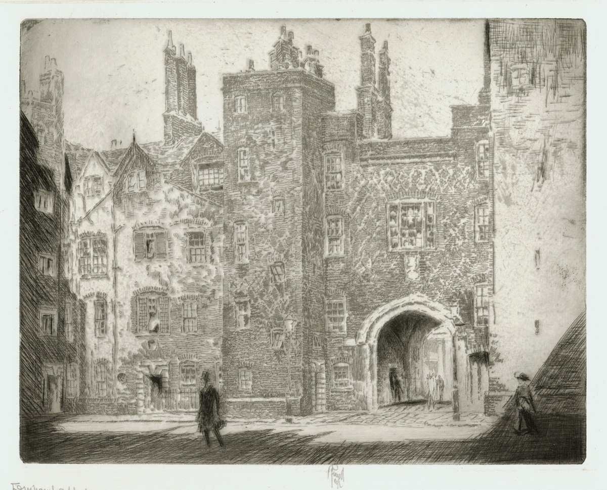 The Great Gate, Lincoln's Inn