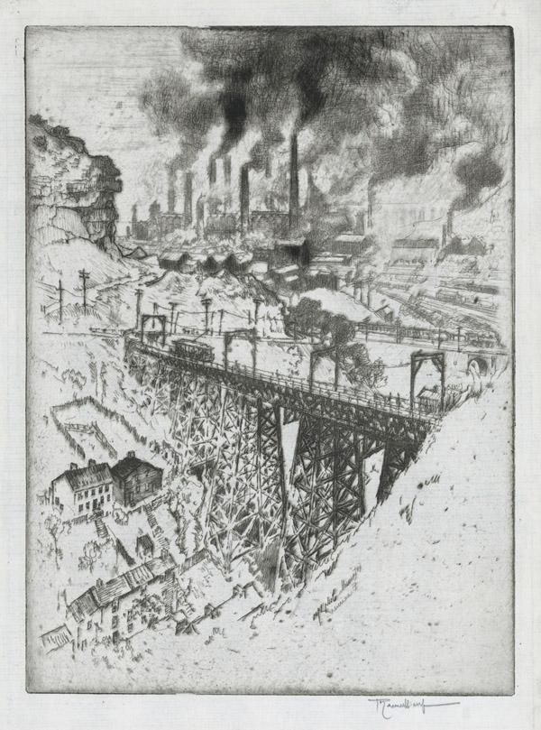 Edgar Thomson Works