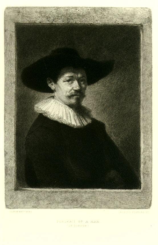 Portrait of a Man (Le Doreur)