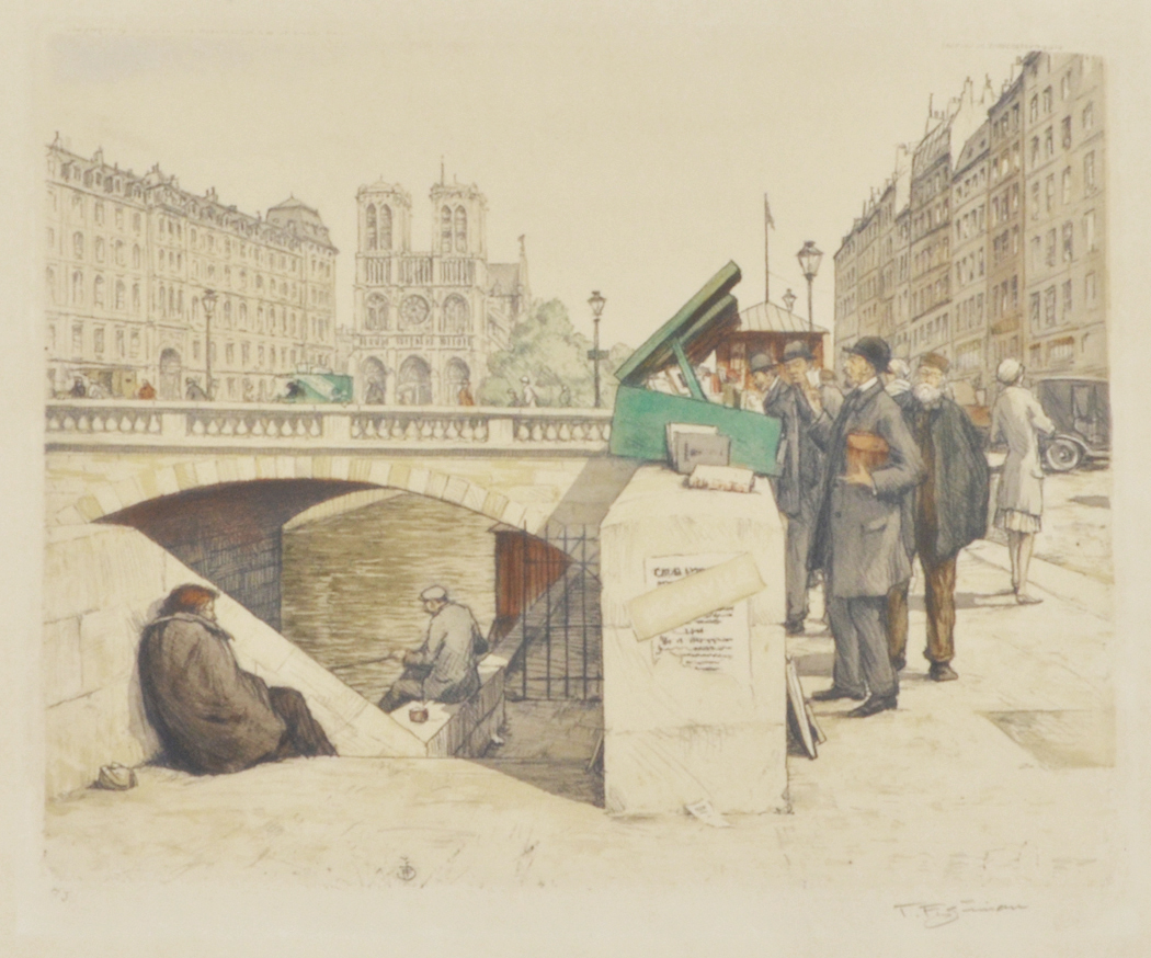 Pont Saint Michel