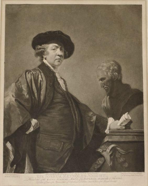 Self Portrait Sir Joshua Reynolds