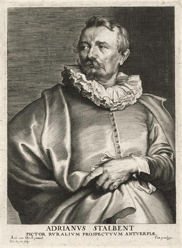 Adrianus Stalbent