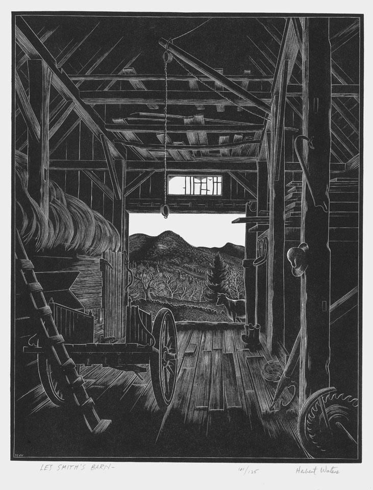 Les Smith's Barn