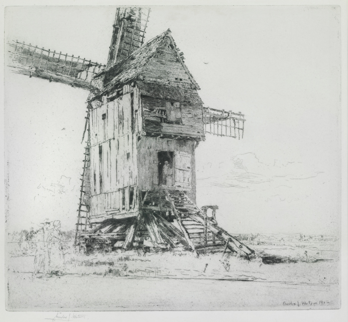 Le Moulin, Abbeville